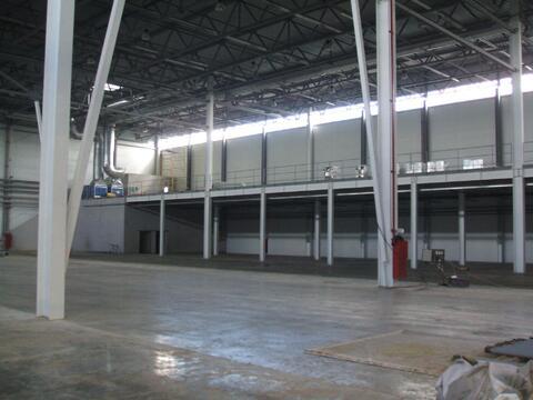 Сдается ! Складское помещение 1080 кв.м Класс А. Новый комплекс. - Фото 5