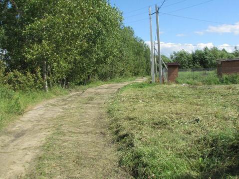 Продается земельный участок в с. Городец Коломенского района - Фото 3