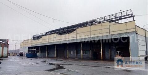 Аренда помещения пл. 6457 м2 под склад, производство, , офис и склад . - Фото 3