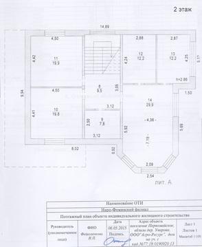 Продаю дом 370кв.м. уч.12 соток. Киевское ш.22км - Фото 3