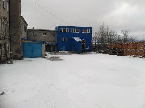 Ло Выборг промышленный объект 15 соток земли - Фото 1