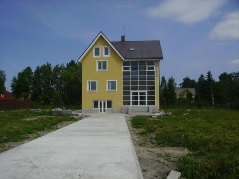 Сдается Новый дом 437м2 в Александровская, Пушкинский р-н, уч.40сот - Фото 1