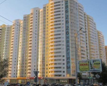 Екатеринбург, С.Разина, д.122 Однокомнатная квартира - Фото 1