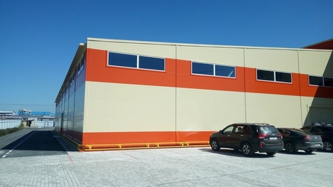 Сдам в аренду новое производственно-складское здание - Фото 1