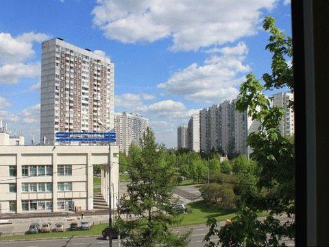 Продажа квартиры, м. Ясенево, Литовский б-р. - Фото 1