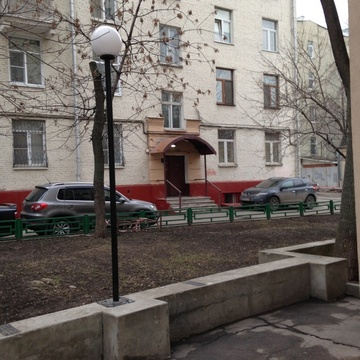 Продается Четырехкомн. кв. г.Москва, 2 Волконский пер, 12 - Фото 5