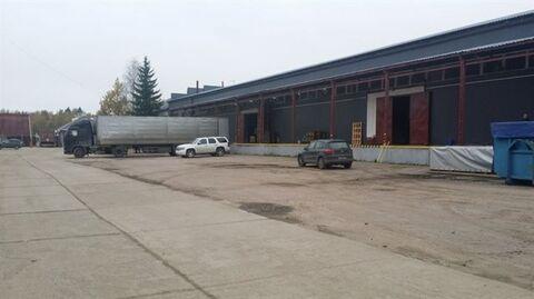 Продам производственное помещение 8853 кв.м, м. Ладожская - Фото 1