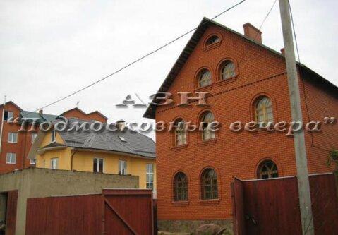 Варшавское ш. 8 км от МКАД, Щербинка, Коттедж 140 кв. м - Фото 1