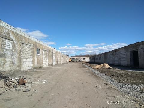 Дается производственно-складское помещение возле КАД, Лисий Нос - Фото 1