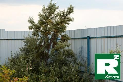 Земельный участок 28 соток в деревня Шемякино Боровский район - Фото 2