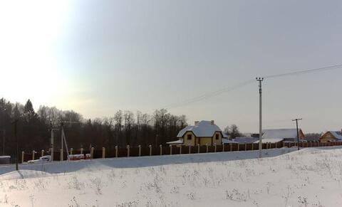 Дом 260м2 в экологически чистом районе на 20 сотках бчо д. Тростье - Фото 3