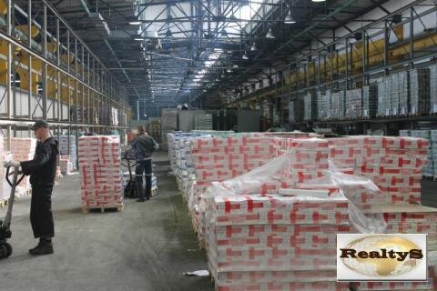Аренда под склад или производство (чистое), общая площадь 1600м2 - Фото 2