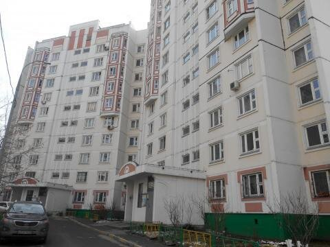 1-ая квартира на ул. Зеленоградская д.17 корп 4 - Фото 1