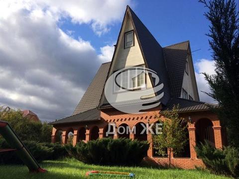 Аренда дома, Звенигород - Фото 1