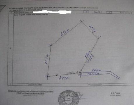 Продажа земельного участка 9,2 га напротив с.Большое Мокрое - Фото 4