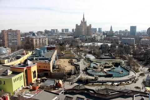 Квартира с превосходными видами из окон рядом с Московским Зоопарком. - Фото 1