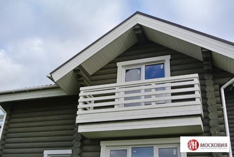 Деревянный дом 210 кв.м. Новокаширское шоссе - Фото 4