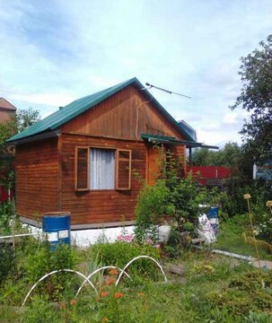 Продается: дом 15 м2 на участке 5. 5 сот, Продажа домов и коттеджей в Нижнем Новгороде, ID объекта - 502410862 - Фото 1
