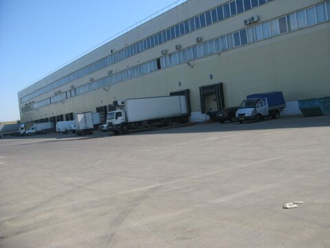 Аренда склада Домодедово, 1320 кв.м. - Фото 1