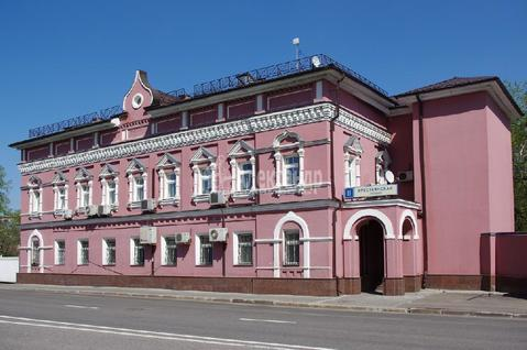 Продажа офиса м.Крестьянская застава (Крестьянская пл) - Фото 1