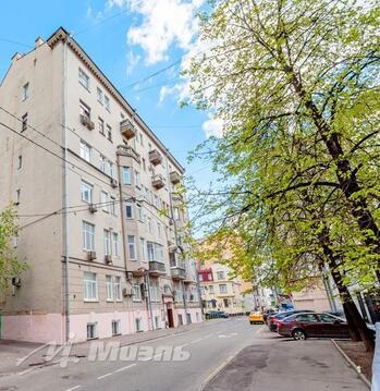 Продажа квартиры, м. Смоленская, Неопалимовский 1-й пер. - Фото 1