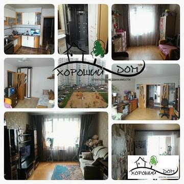 2-х комнатная квартира п. Андреевка дом 41 - Фото 1