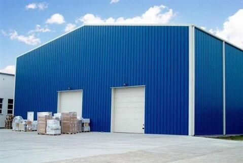 Сдам складское помещение 1000 кв.м, м. Старая деревня - Фото 1