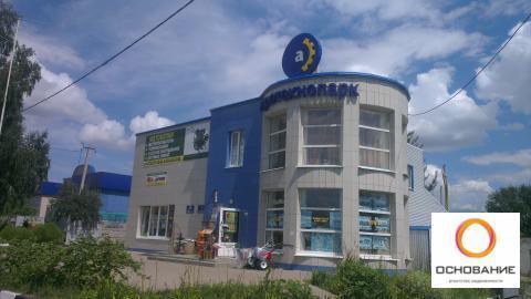 Торгово-офисное здание - Фото 1