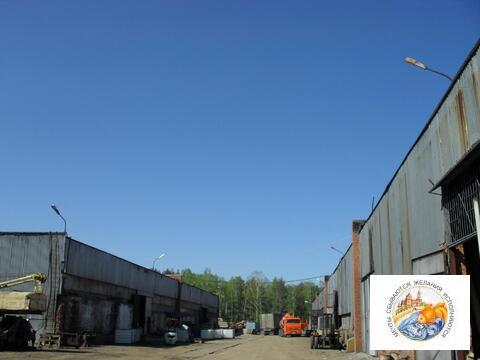 Производственно-складская база с ж/д тупиком, г.Екатеринбург - Фото 2