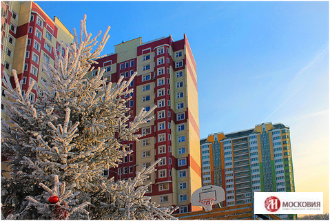 Однокомнатная квартира в Новых Ватутинках, 41,7 кв.м - Фото 1