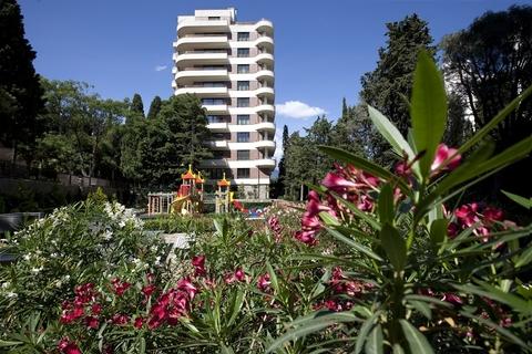 Просторная 4-комнатная квартира в лучшем парке города Ялта - Фото 1