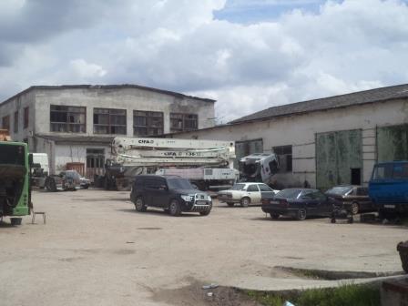 Продажа промышленной базы Севастополь, Инкерман. - Фото 1