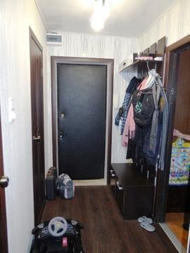 1-комнатная квартира 34м2 (улучшенка). Этаж: 1/5 Панельного дома. - Фото 3