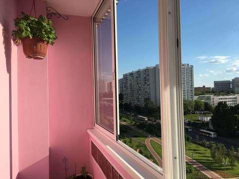 Продается 1-комн. кв, м. Крылатское, Осенний бул, 20к1 - Фото 2