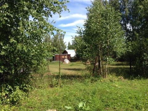 Продаётся зем.участок 15 соток в д. Башарино Кимрского района - Фото 1