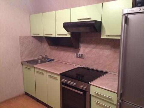 2-комнатная квартира в ЖК Заповедный уголок с мебелью и ремонтом - Фото 1