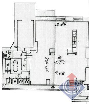 Предлагается в аренду 221,9 кв.м. вблизи ст. м. Семеновская - Фото 2