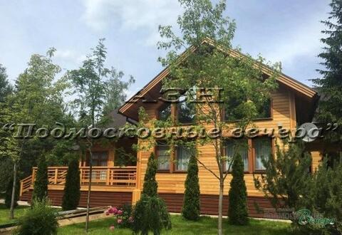 Дмитровское ш. 24 км от МКАД, Юрьево, Коттедж 400 кв. м - Фото 1