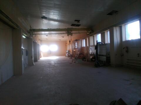 Производственное помещение 3600 кв.м на 2 га - Фото 1