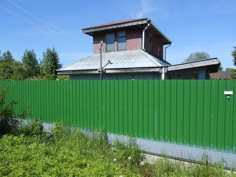Продам участок 6 сот. и небольшой домик в массиве Строганово, СНТ Ритм - Фото 1