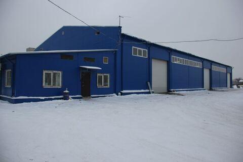 Производственно-складское помещение с офисами - Фото 1