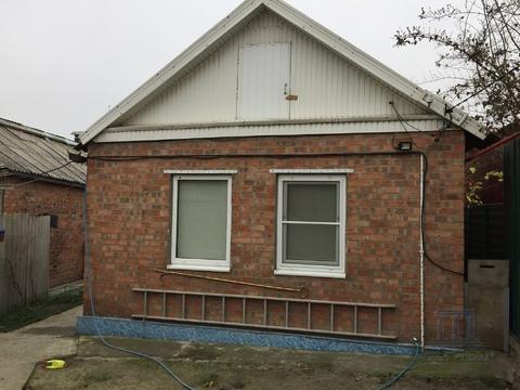 Продаю отдельностоящий дом 60 кв.м. со своим двором - Фото 1