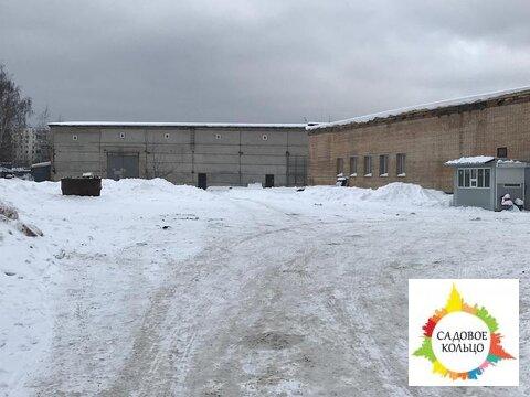 Под склад, производство, автосервис, осз 220 метров, теплый, выс. пот - Фото 5