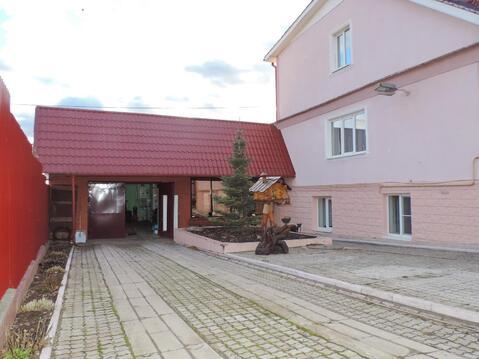 Жилой дом, 265 кв.м, на участке 15 сот, г. Серпухов, р-н Заборья - Фото 1