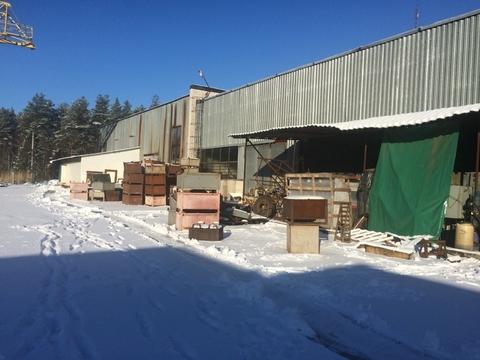 Аренда производственного помещения 1800 м2 с кран-балкой 5 тон - Фото 2