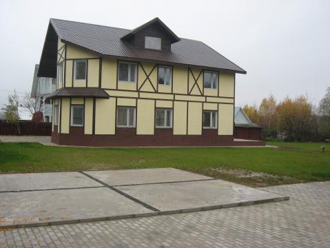 Коттедж 337 кв.м, Внуково, уч 10 сот, Киевское (Боровское) 14 км - Фото 3