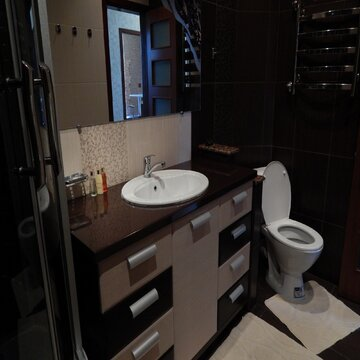 1 комнатная квартира в элитном доме, новострой. - Фото 5