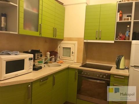 Сдам комнату в 4-к квартире, Москва г, Кудринская площадь 1 - Фото 5