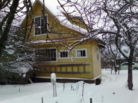 Продам дачу Лен.обл. Тосно СНТ Черная Грива 2-х дом на уч-ке 6 оток - Фото 3