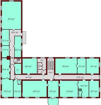Двухэтажное офисное здание 1067 кв. м, Симферополь - Фото 3